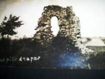 Castle Ruins, Durbe, Latvia
