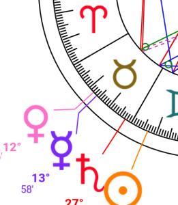 Venus-Mercury