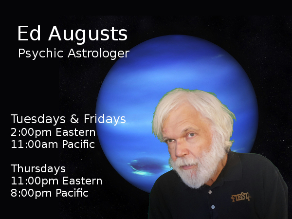 Ed Augusts on Neptune w/ show times