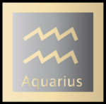 Symbol of the Sign of Aquarius